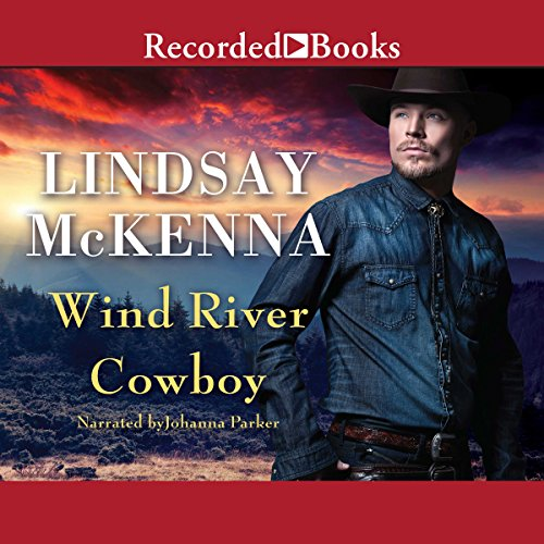 Wind River Cowboy audiobook cover art