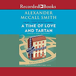 A Time of Love and Tartan cover art