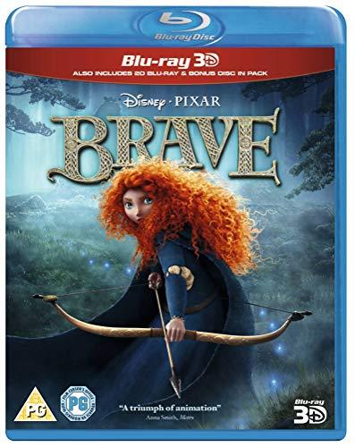 Brave 3D [Blu-ray] [UK Import]