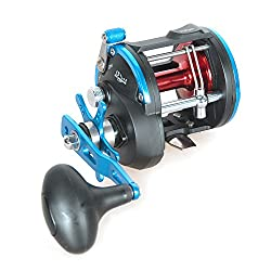 what are the different types of fishing reels