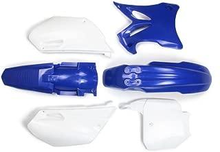 ABS Plastic Fender Fairing Body Work Kit Set For Yamaha YZ85 2002-2014 Dirt Pit Bike