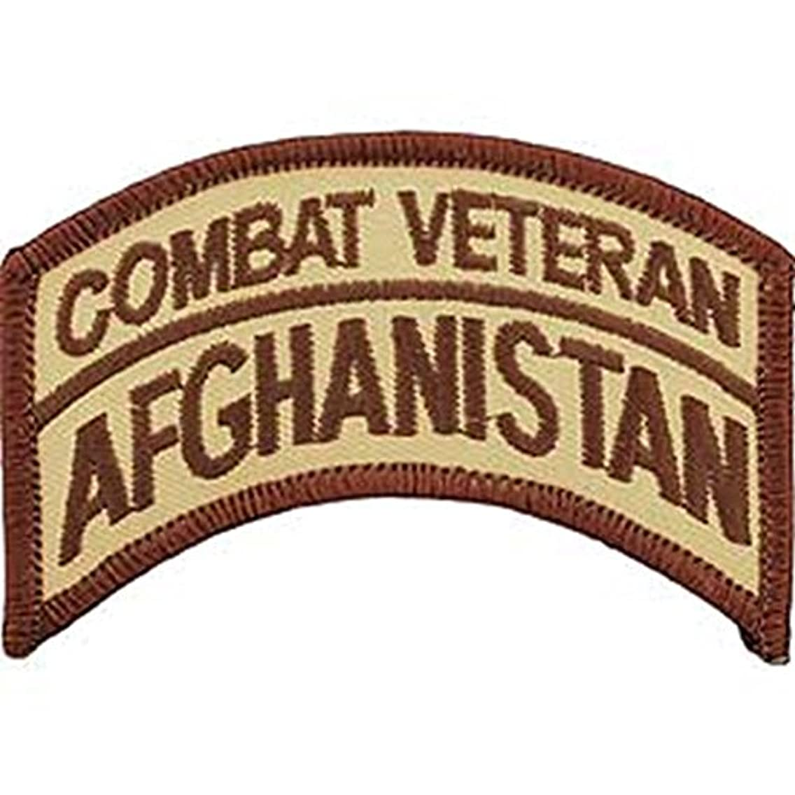 EagleEmblems PM0746 Patch-Enduring Freed. Afghanistan Combat Vet