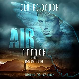 Air Attack audiobook cover art