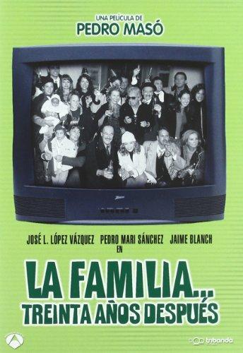 La Familia...30 Años Después [DVD]
