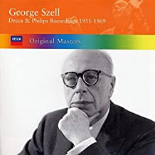 George Szell: Decca & Philips Recordings, 1951-1969 Original Masters