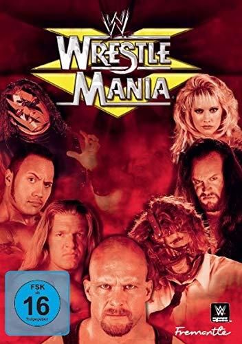 WWE - Wrestlemania 15
