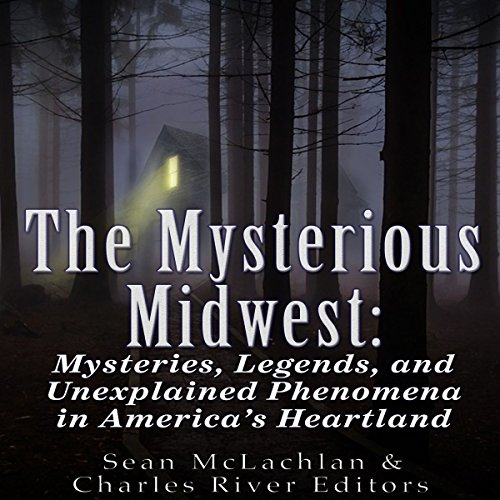 The Mysterious Midwest audiobook cover art
