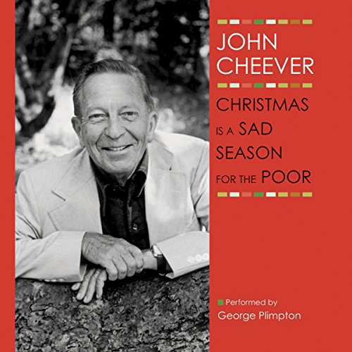 Christmas Is a Sad Season for the Poor audiobook cover art
