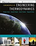 Fundamentals of Engineering Thermodynamics, 9e WileyPLUS + Loose-leaf