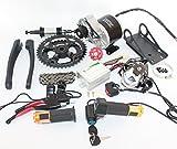 L-faster 48V 450W elektrische Mountainbike Mid-Drive Umbausatz Elektro Bike Kit DIY E-Bike Teile