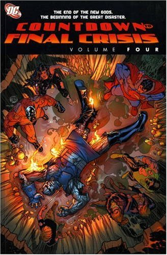 Countdown To Final Crisis Vol 4