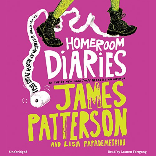 Homeroom Diaries audiobook cover art