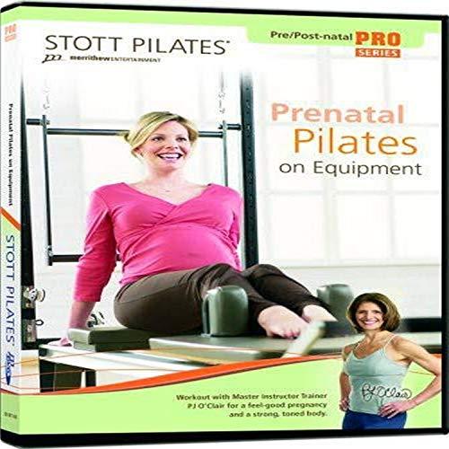 STOTT PILATES Prenatal Pilates on Equipment (English/Spanish)