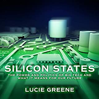 Silicon States audiobook cover art