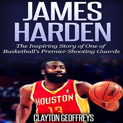 James Harden cover art
