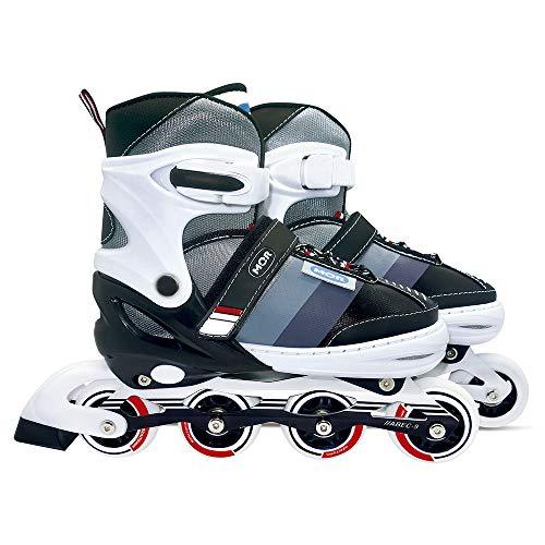 Roller Semi-pro Cinza Tamanho G 38-41 Mor