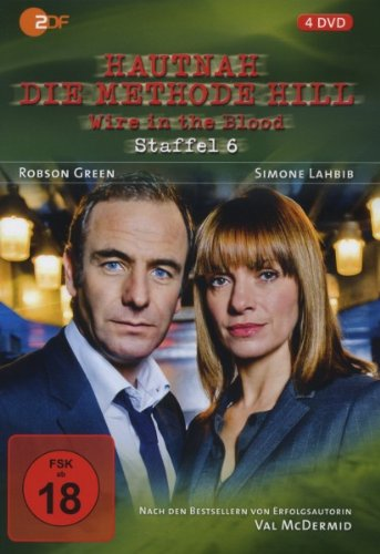 Hautnah - Die Methode Hill: Staffel 6 [4 DVDs]