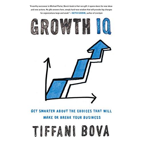Growth IQ audiobook cover art