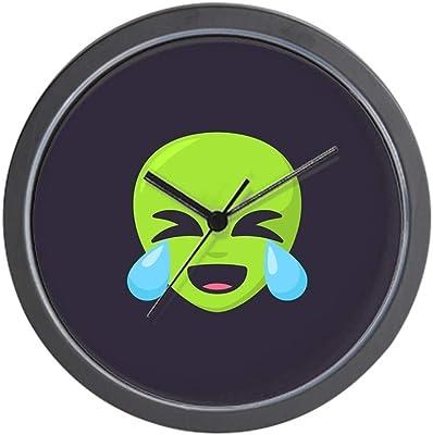 Amazon.com: CafePress Alien Crying Emoji Unique Decorative ...
