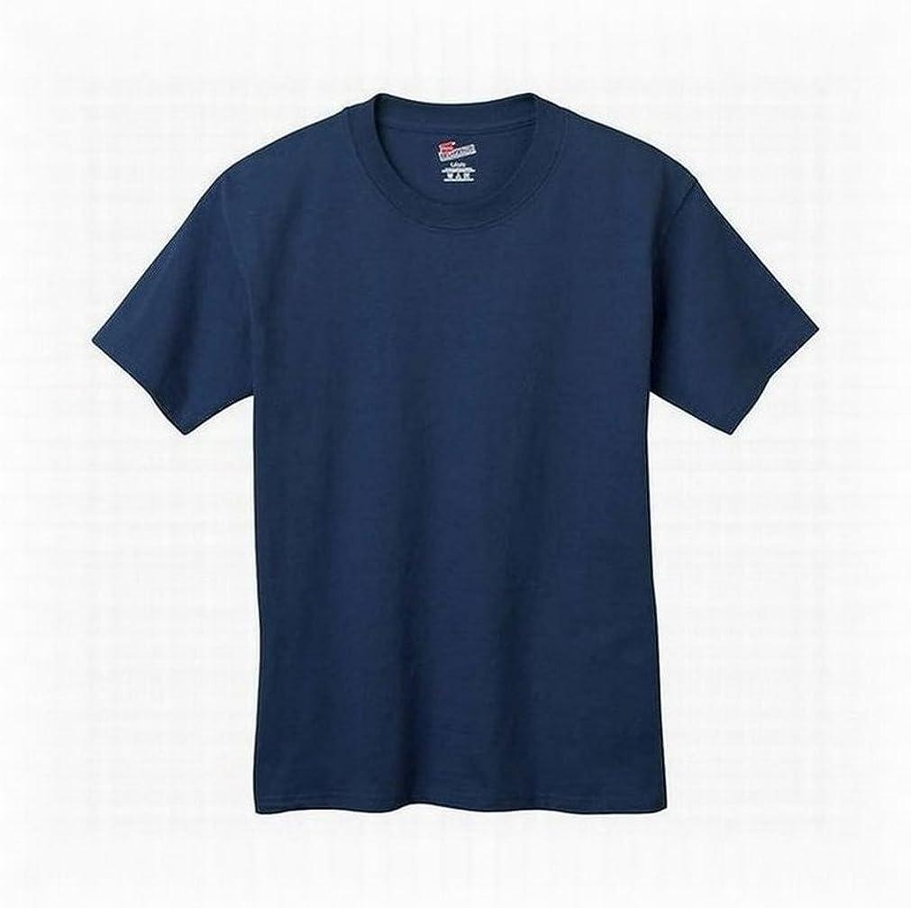 Hanes Youth Tagless T-Shirt - Gold - M