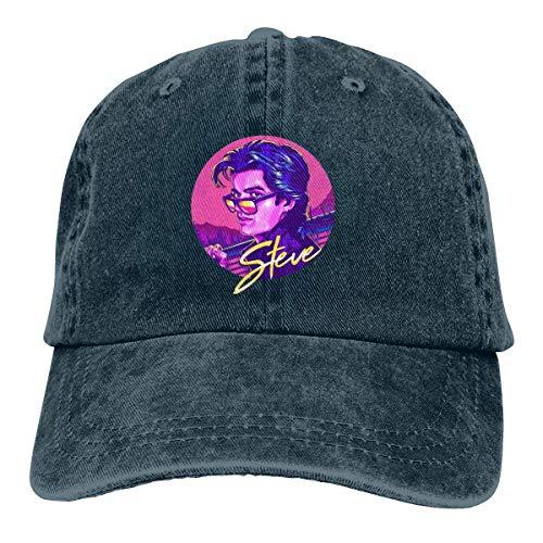 MERCHA Steve Harrington Stranger-Things Vintage Hat Classic