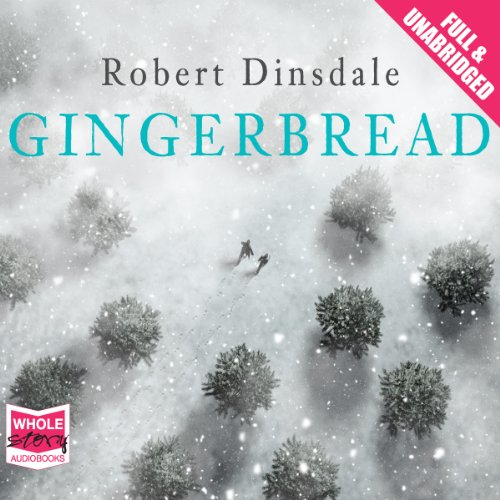 Gingerbread audiobook cover art