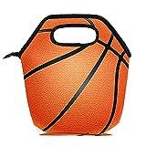 Bolsa de almuerzo con cesta aislada, para hombres/mujeres, bolsa de picnic reutilizable, bolsa térmica suave, contenedor multiusos para comestibles, cierre de cremallera