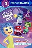 Inside Out: Welcome to Headquarters (Inside Out, Step into Reading, Level 3)