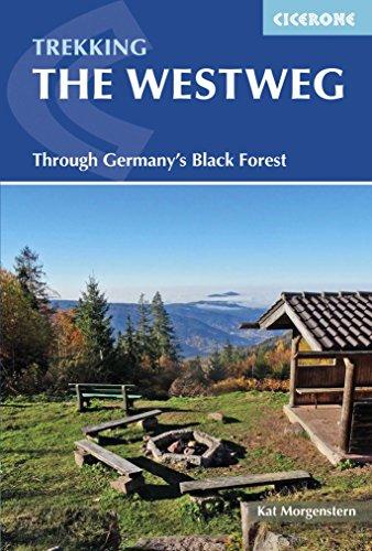 The Westweg: Through Germany's Black Forest (International Trekking)