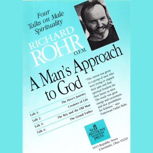 A Man's Approach to God audiobook cover art