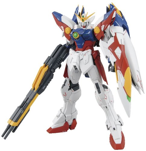 Bandai- Wing Gundam Figure, Multicolore, BAN183647