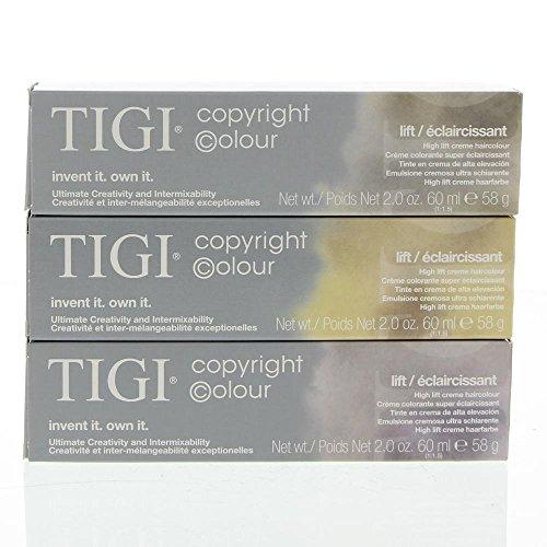 Tigi Lift Platin Blond Violet Blue Blonde 100/21, 1er Pack (1 x 60 ml)