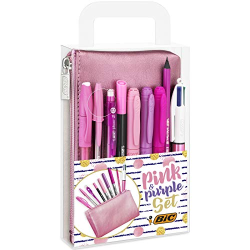 BIC Pink & Purple Party Set - 1 ...