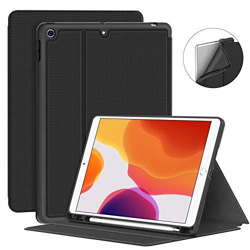 Supveco for iPad 8th Generation Case 2020 / iPad 7th Generation Case 2019, iPad Case 8th Generation / iPad Case 7th Generation with Auto Wake/Sleep Function, 10.2 inch iPad Case for iPad 8 / iPad 7