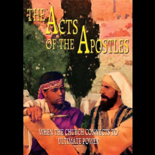 The Acts of the Apostles audiobook cover art