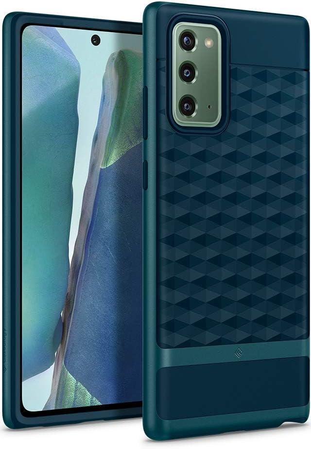 Caseology Parallax for Samsung Galaxy Note 20 Case (2020) 5G - Aqua Green