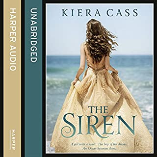 The Siren                   By:                                                                                                                                 Kiera Cass                               Narrated by:                                                                                                                                 Arielle de Lisle                      Length: 7 hrs     19 ratings     Overall 4.0
