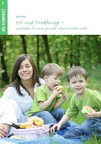 MS und Ernährung: Leitfaden für eine gesunde Lebensmittelauswahl