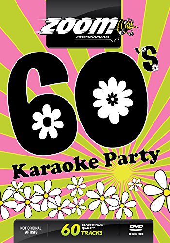Zoom Karaoke DVD - Sixties Karaoke Party (60\'s) - 60 Songs