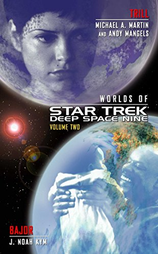 Star Trek: Deep Space Nine: Worlds of Deep Space Nine #2: Trill and Bajor (English Edition)