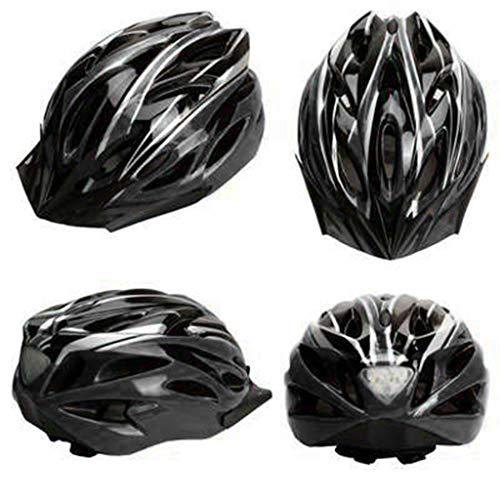 Sayla Fahrradhelm, MTB Helm Erwachsene, Verstellbar Radhelm, Trekking & City Rennradhelm für mehr Sicherheit I Leichter Stadt-Fahrradhelm (Grau)