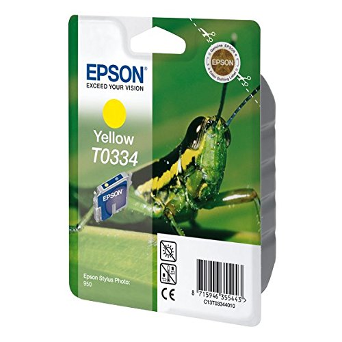Epson Ink Cart Yellow 450sh f Stylus Photo 950 - Cartucho de...