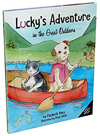 Lucky's Adventure in the Great Outdoors