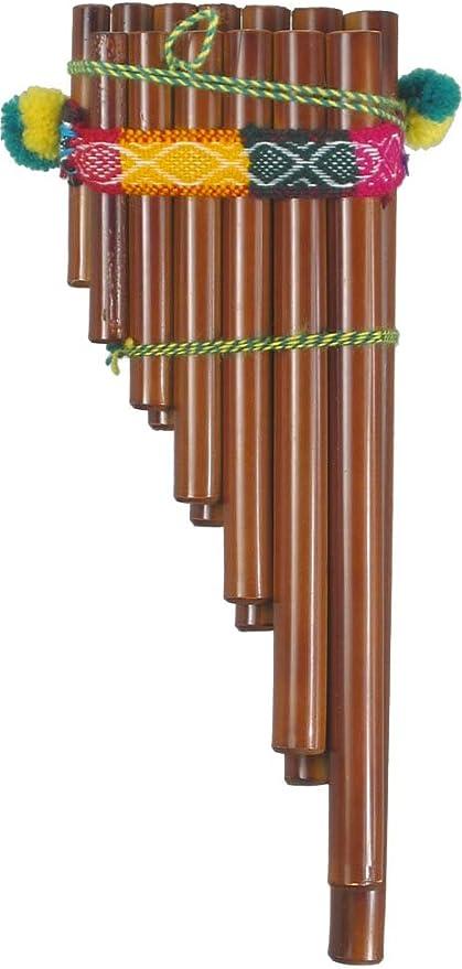 Atlas AW-L40 peruana Zampona Flauta de pan : Amazon.es: Instrumentos musicales
