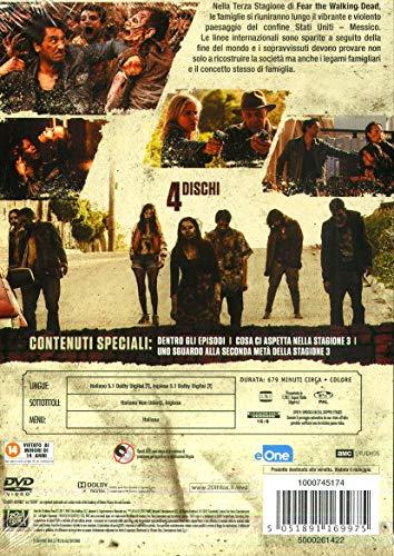 Fear The Walking Dead St.3 (Box 4 Dv)