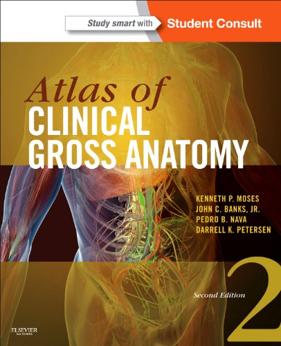 Atlas of Clinical Gross Anatomy: With STUDENT CONSULT Online Access, 2e