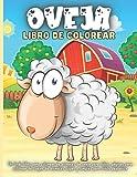 Oveja Libro De Colorear: páginas para colorear de ovejas súper y simples para niños pequeños