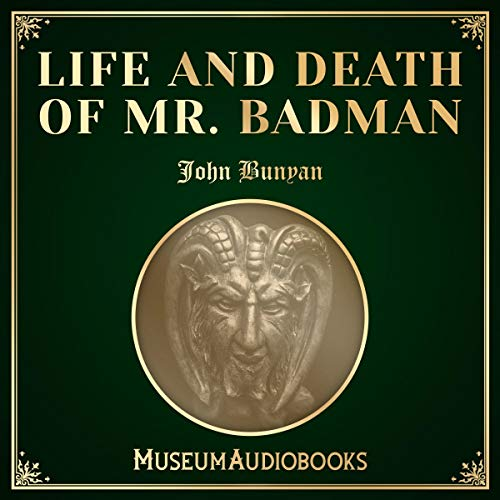 Life and Death of Mr. Badman cover art