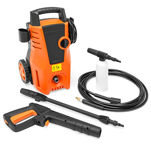 Best Choice Products 1522-PSI Portable High Power Electric Pressure Washer Cleaner w/Detergent...