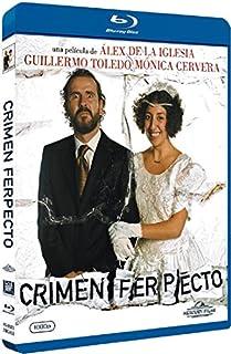 The Perfect Crime ( Crimen ferpecto ) ( El Crimen Perfecto ) (Blu-Ray)